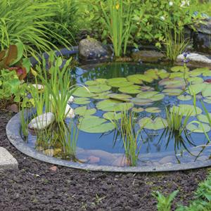Water Garden pond tubing