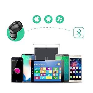 Bluetooth wireless earbuds tws headset earphone headphone true wiless earbuds sport earbuds