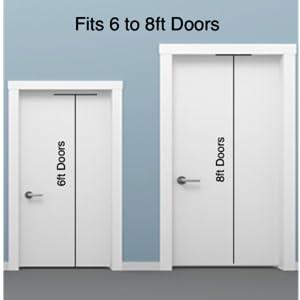 6 or 8ft Doors