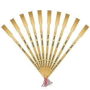 bamboo back scratcher