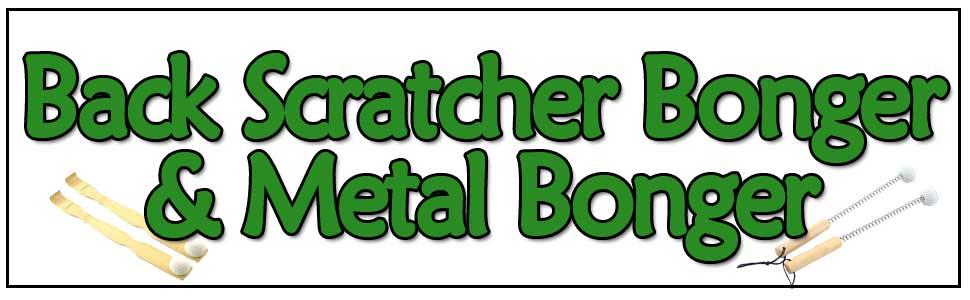 back scratcher bonger metal mallet pain relief relaxing fun good muscle sore massager tool handheld