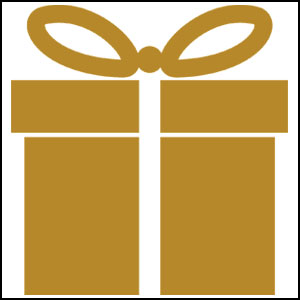 gold gift presents