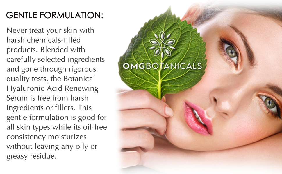 organic natural skin renewing blemishes spots age tone no greasy oily residue finish tightening