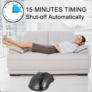 15 Minutes Timing for Rest