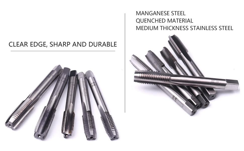 Exact 1125 Hand Tap Steel
