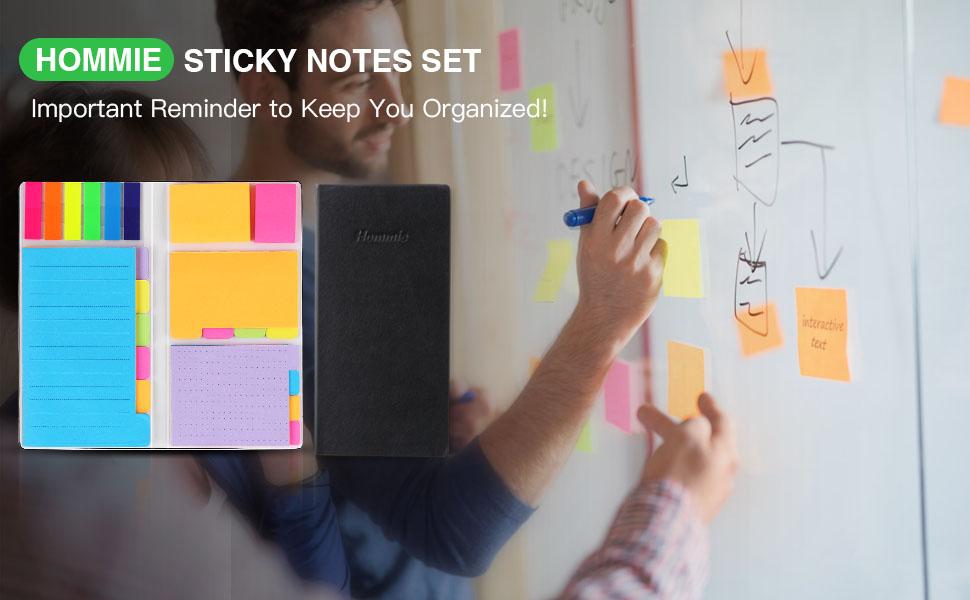 Sticky Notes Set