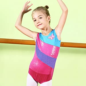Winter Sports Figure Skating Gymnastic Costume  Child Size 14 Ice Skating
