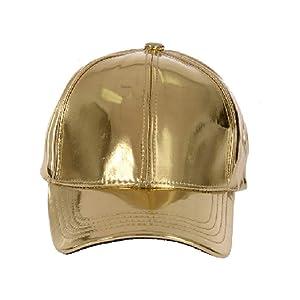 42fc624e19b303 Gary Majdell Sport Unisex Metallic Baseball Cap with Adjustable Strap