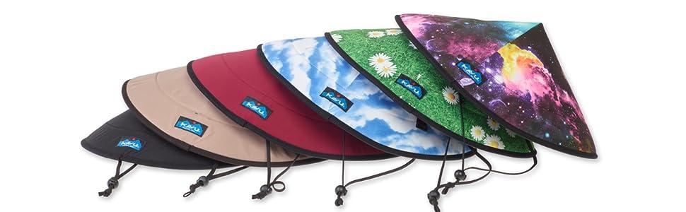 7880f6607 Amazon.com : KAVU Men Chillba Headwear (Dream Blue, No Size ...