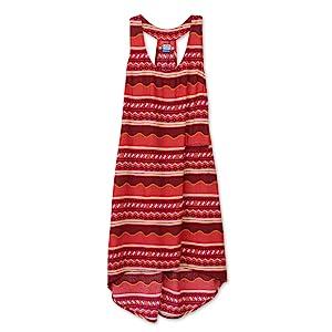 KAVU Jocelyn Women's Sleeveless Dress - Tank Top Casual Sundress