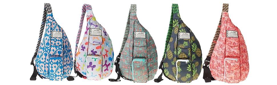 9077cada5f rope sling pack bag rip stop water proof waterproof backpack