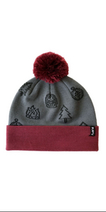 7f735aa943bc30 Amazon.com: KAVU Sammy Cold Weather Hats, One Size, Americana: Clothing