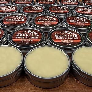 Beard Balm Conditioner - Small Batch Production