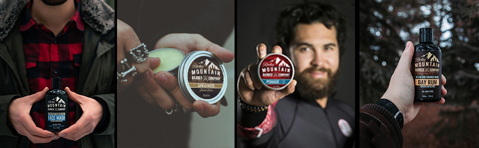 Beard Balm Conditioner Balm