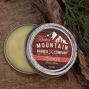 Beard Balm - Cedarwood Scent