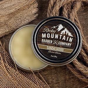 Conditioning Balm for Beard - Sandalwood