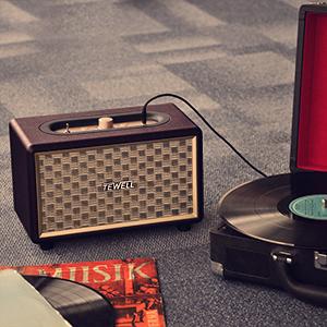 turntable speaker