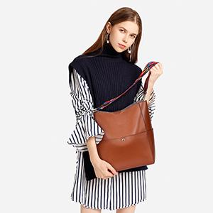 women leather handbag bag