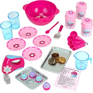 Amazon.com: 18 Inch Doll Baking Set of 26 Pcs. Fits