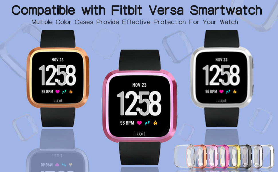 compatible for fitbit versa smartwatch