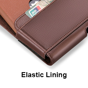 With Elastic Lining