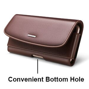 With a Convenient Bottom Hole