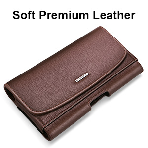 With Soft Premium Leather