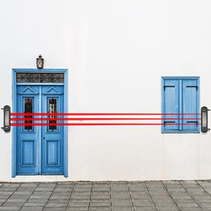 Door/Window Alarm Sensor