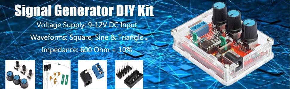 signal generator DIY kit