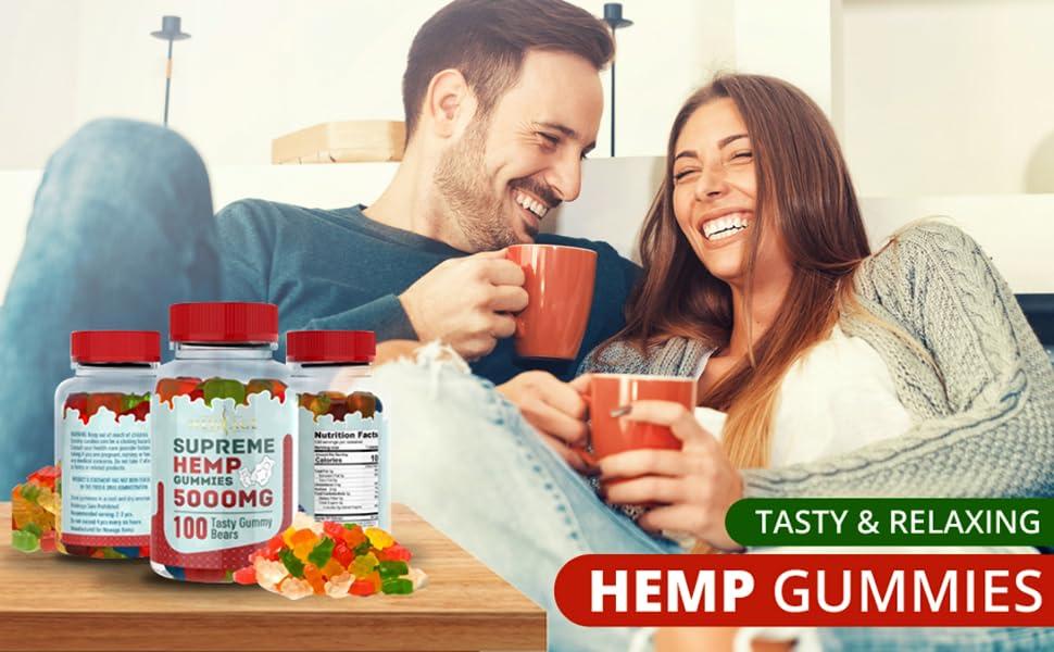 new age hemp oil gummies cbd