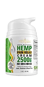 new age hemp cream cbd lotion pain relief anxiety sleep