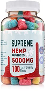 new age hemp gummies cbd anxiety sleep