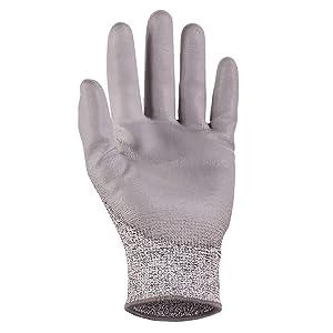 SafeAt Safety Flex Coated Work Gloves