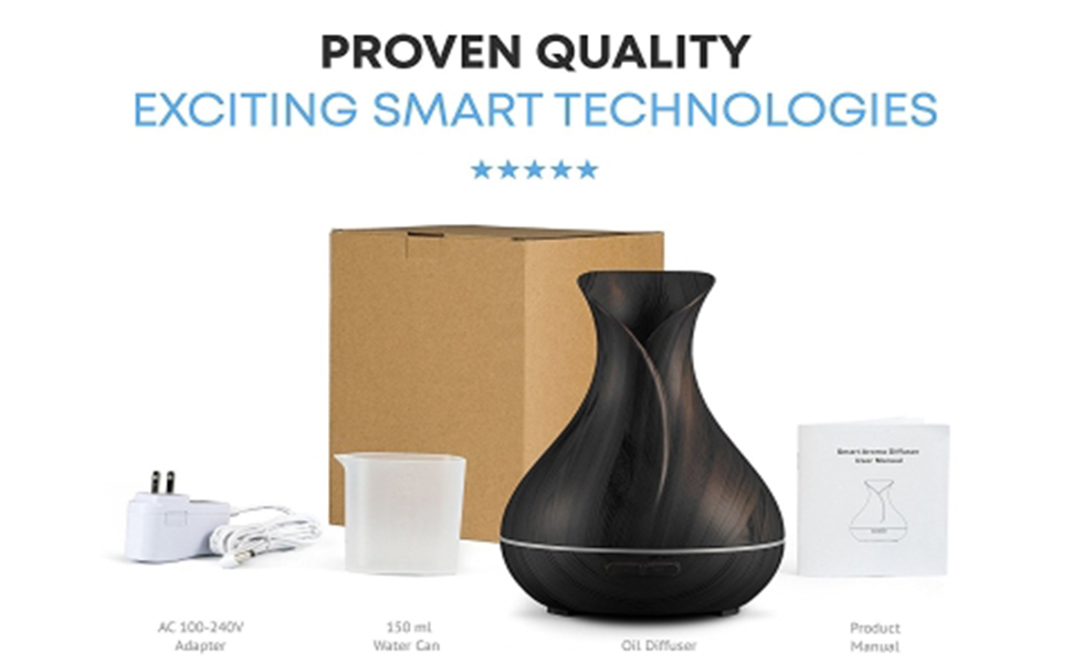 Amazon.com : Smart Wifi Wireless Essential Oil