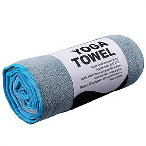 REEHUT Yoga Towel, Non Slip Yoga Mat Towel Sweat Absorbent, Super Microfiber 72