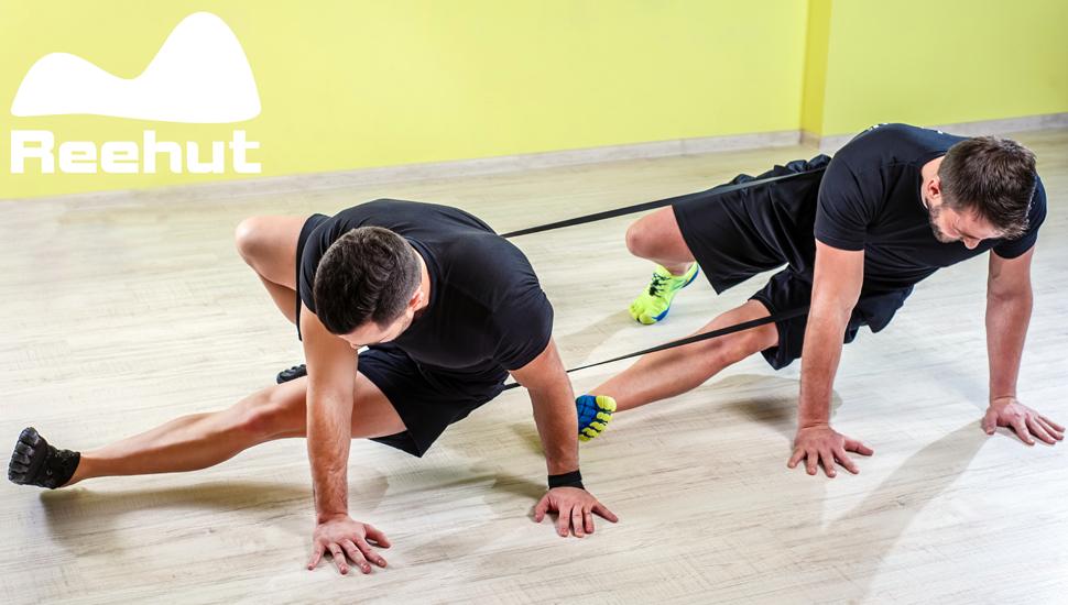 Beginner Set Resistance Assistance Bands CrossFit JumpStretch Rehab Powerlifting