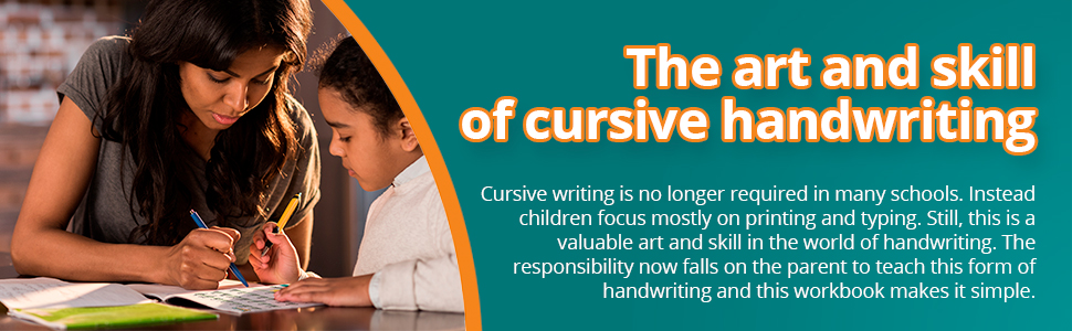 a valuable art and skill in the world of handwriting. The responsibility now falls on the parent