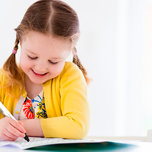 Kids Love Dry Erase Boards & Parents Love that it Adds Incentive to Practice
