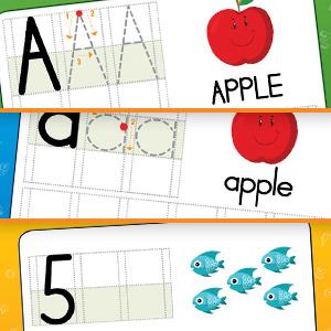 Organized for Easy Teaching & Easy Learning
