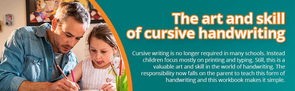 a valuable art and skill in the world of handwriting. The responsibility now falls on the parents