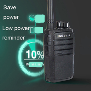 Amazon Com Retevis Rt21 Two Way Radio Rechargeable 2 Way