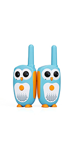 retevis rt30 kids walkie-talkie
