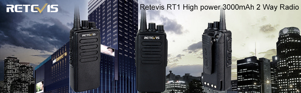 2 Way Radio High-Power