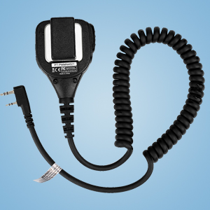 2 way radio speaker mic