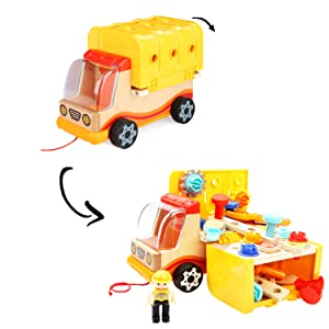 tools toys set