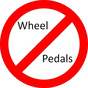Wheel and Pedals