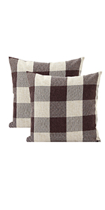 buffalo plaid pillow covers white throw pillow buffalo check pillows buffalo plaid pillow cover
