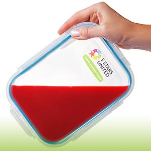 leakproof airtight juice united five stars