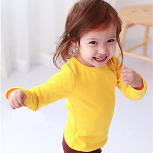 LandFox Baby Kids Girl Floral Dress Set Clothing Short Sleeve Top T-Shirt+Skirt Outfits 90 // 2T, Yellow