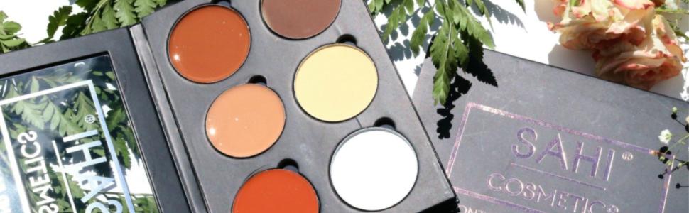 Sahi Cosmetics Contour Palette